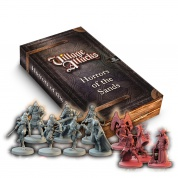 Village Attacks: Horrors of the sands expansion - EN