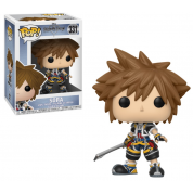 Funko POP! Disney Kingdom Hearts - Sora Vinyl Figure 10cm