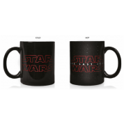 Funko POP! Homewares Star Wars Episode 8: The Last Jedi - Heat Reveal Mug: The Last Jedi Logo