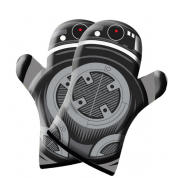 Funko POP! Homewares Star Wars Episode 8: The Last Jedi - Oven Gloves First Order BB Unit