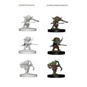 Pathfinder Deep Cuts Unpainted Miniatures - Goblins (6 Units)