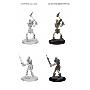 D&D Nolzur's Marvelous Unpainted Miniatures - Skeletons (6 Units)