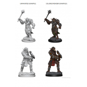 D&D Nolzur's Marvelous Unpainted Miniatures - Bugbears (6 Units)