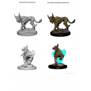 D&D Nolzur's Marvelous Unpainted Miniatures - Blink Dogs (6 Units)
