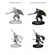 D&D Nolzur's Marvelous Unpainted Miniatures - Elf Male Ranger (6 Units)