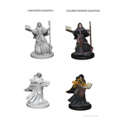 D&D Nolzur's Marvelous Unpainted Miniatures - Human Female Wizard (6 Units)