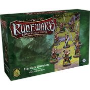FFG - RuneWars: The Miniatures Game - Darnati Warriors Unit Expansion - EN