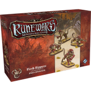 FFG - RuneWars: The Miniatures Game - Flesh Rippers Unit Expansion - EN