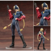 Bishoujo Collection Street Fighter DECAPRE Ani Statue 23cm