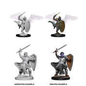 D&D Nolzur's Marvelous Miniatures - Aasimar Male Paladin (6 Units)