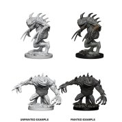 D&D Nolzur's Marvelous Miniatures - Grey Slaad & Death Slaad (6 Units)