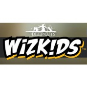 WizKids Deep Cuts Unpainted Miniatures - Small Round Tables (6 Units)