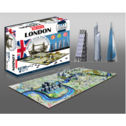 4D Cityscape - London Puzzle (Slightly damaged Box)