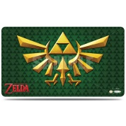 UP - Playmat - The Legend of Zelda: Green Crest Playmat with Tube