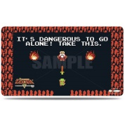 UP - Playmat - The Legend of Zelda: Dangerous Playmat with Tube