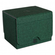 Blackfire Convertible Premium Deck Box Single Horizontal 100+ Standard Size Cards - Green