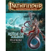 Pathfinder Adventure Path: City in the Deep (Ruins of Aslant 4 of 6) - EN