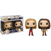 Funko POP! Buffy 25th Anniversary - Buffy & Faith Vinyl Figures 10cm 2017 Fall Convention Exclusive