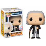 Funko POP! Doctor Who - 1st Doctor Vinyl Figure 10cm 2017 Fall Convention Exclusive