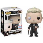 Funko POP! Fantastic Beasts - Grindelwald Vinyl Figure 10cm 2017 Fall Convention Exclusive