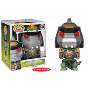 Funko POP! Power Rangers - Dragonzord Green Vinyl Figure 15cm 2017 Fall Convention Exclusive