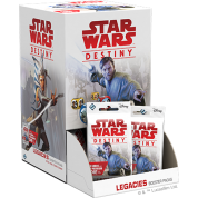 FFG - Star Wars: Destiny - Legacies Booster Display (36 Boosters) - EN