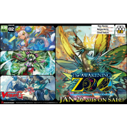 Cardfight!! Vanguard G - Extra Booster Display 02: The Awakening Zoo (12 Packs) - EN
