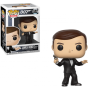 Funko POP! Movies James Bond - Roger Moore Vinyl Figure 10cm