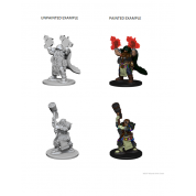 D&D Nolzur's Marvelous Miniatures - Dwarf Male Cleric (6 Units)
