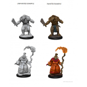 Pathfinder Deep Cuts Unpainted Miniatures - Bugbears (6 Units)