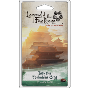 FFG - Legend of the Five Rings LCG: Into the Forbidden City - EN