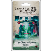 FFG - Legend of the Five Rings LCG: The Chrysanthemum Throne - EN