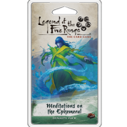 FFG - Legend of the Five Rings LCG: Meditations on the Ephemeral - EN