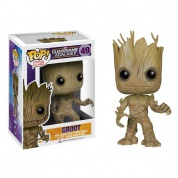 Funko POP! Marvel: Guardians Of The Galaxy - Groot Vinyl Figure 4-inch