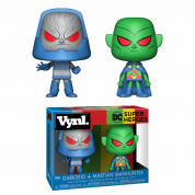 Funko Vynl.! DC - Martian Manhunter & Darkseid 2-Pack Vinyl Figures 10cm
