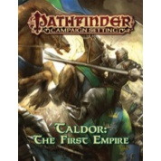 Pathfinder Campaign Setting: Taldor, The First Empire - EN