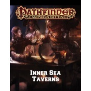 Pathfinder Campaign Setting: Inner Sea Taverns - EN