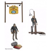 Friday the 13th - Accessory Pack - Camp Crystal Lake Set for 7inch Scale figures