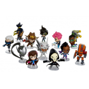 Overwatch: Cute but Deadly Series 3 - 12 blind boxes Vinyl Figures 3""