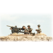 Flames of War - 37mm Anti-tank Gun Platoon (x2) - EN