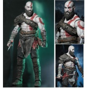 God Of War (2018) - KRATOS 1/4 Scale Action Figure 45cm