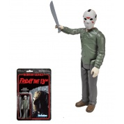 Funko - ReAction Horror Series: Friday the 13th - Jason Voorhees 9cm - Kenner Retro