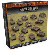 Flames of War - US Combat Command - EN