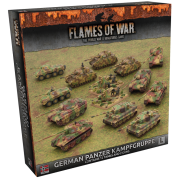 Flames of War - German Panzer Kampfgruppe - EN