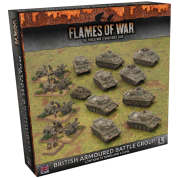Flames of War - British Armoured Battlegroup - EN
