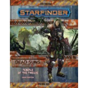 Starfinder Adventure Path: Temple of the Twelve (Dead Suns 2 of 6) - EN
