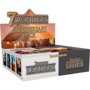 7 Wonders Anniversary Packs Cities/Leaders - CDU - EN