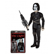 Funko - ReAction Horror Series: The Crow - The Crow 9cm - Kenner Retro