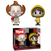 Funko Vynl. IT - Pennywise and Georgie 2-Pack Action Figures 10cm
