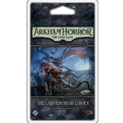 FFG - Arkham Horror LCG: The Labyrinths of Lunacy - EN